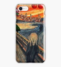 Christmas Angst iPhone Case/Skin