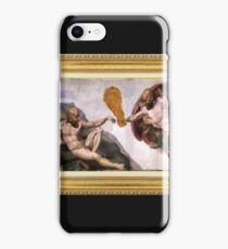 God is Spicy iPhone Case/Skin
