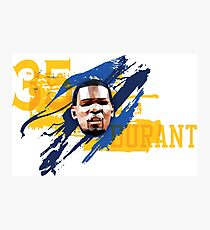 Warriors Kevin Durant Photographic Print