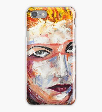 Anne Lennox iPhone Case/Skin