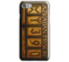 Prisoner of Azkaban iPhone Case/Skin