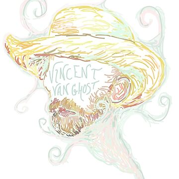 Vincent Van Ghost  by funnyvampire