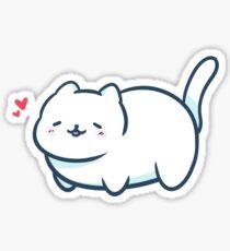 Tubbs the Cat Sticker