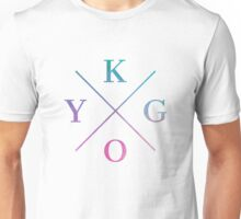 Kygo - Abstract Color Unisex T-Shirt