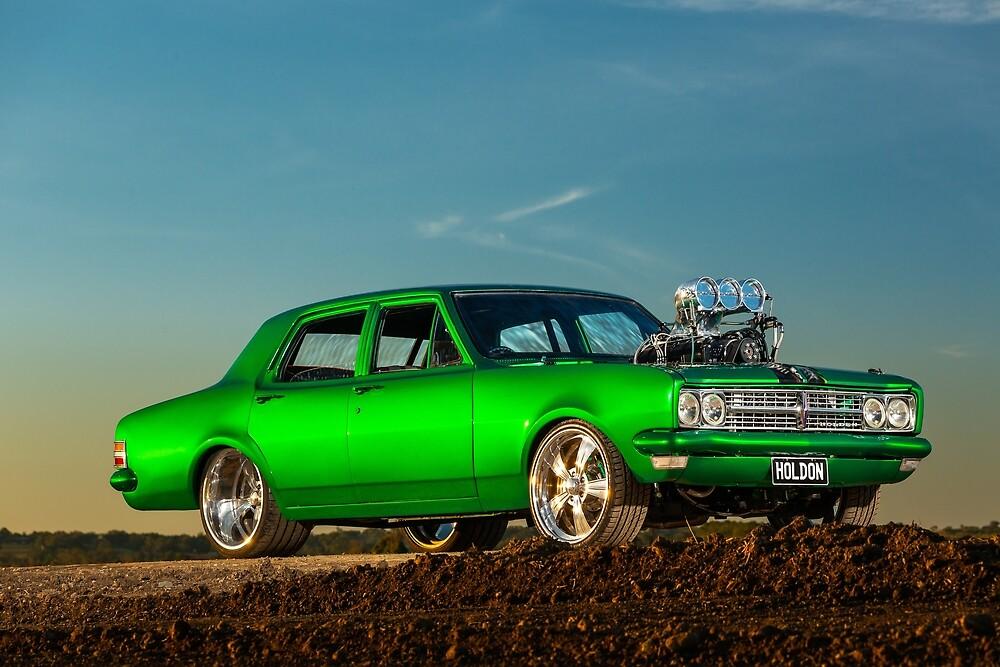 Ryan Pearson's Holden HT Premier by HoskingInd