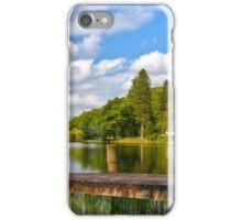 Loch Ard,Kinlochard,The Trossachs,Scotland iPhone Case/Skin