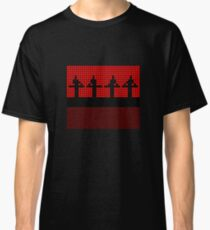 PIXEL8 | Power Station | Red Stage Classic T-Shirt