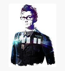 David Tennant - Doctor Who Photographic Print