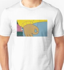 Arthur ball gazer  T-Shirt