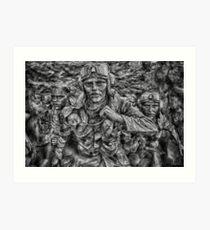 Battle of Britain Monument Art Print