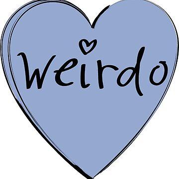 Weirdo by kotenok