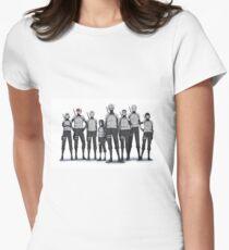 Anbu Women's Fitted T-Shirt