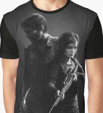 Camiseta gráfica The Last of Us (cartel básico del juego)