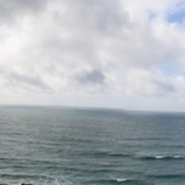 Chapel Porth Panorama by tillia58