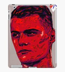 Gunner Granit - Red Army iPad Case/Skin