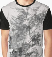 dissolving Graphic T-Shirt
