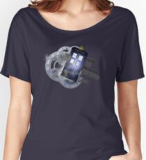 Time Flight Women's Relaxed Fit T-Shirt