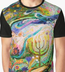 Longing for Chagall Graphic T-Shirt