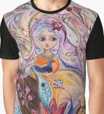 My little fairy Olivia Graphic T-Shirt