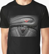 Victory Motorcycle Graphic T-Shirt