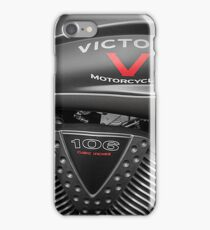 Victory Motorcycle iPhone Case/Skin
