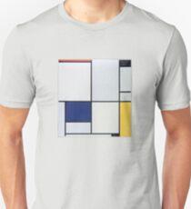 Piet Mondriaan, Tableau I Unisex T-Shirt