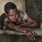 Painted Portraits Calendar by JolanteHesse