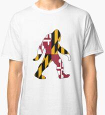 Maryland Bigfoot Classic T-Shirt
