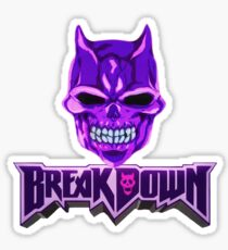 Breakdown ! Sticker