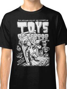 Toys Of Terror Halloween Horror Classic T-Shirt