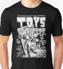 Toys Of Terror Halloween Horror T-Shirt