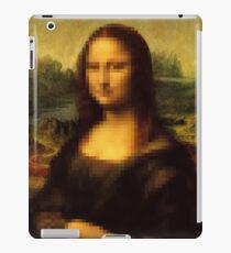 Pixel Art- Mona Lisa iPad Case/Skin