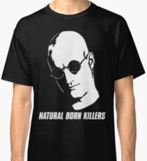 Natural Born Killers - Mickey Knox - White Classic T-Shirt