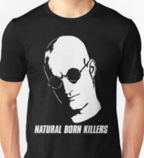 Natural Born Killers - Mickey Knox - White Unisex T-Shirt