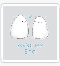 Spooky Love Sticker