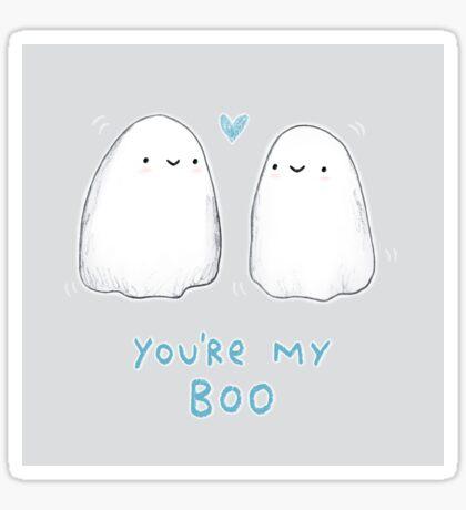 Spooky Love Sticker
