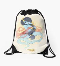 Genie Princess Drawstring Bag