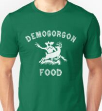 WAUPACA WIS. / DEMGORGON FOOD Unisex T-Shirt