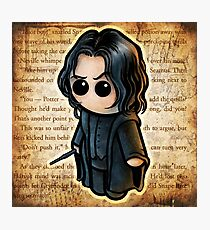"""HARRY POOTER - """"Half Blood Prince"""" POOTERBELLY Photographic Print"""