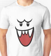 Super Mario Bros Boo Face T-Shirt