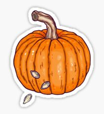 pumpkin dream Sticker