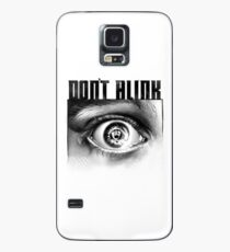Dont Blink Case/Skin for Samsung Galaxy