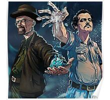 narcos/Breaking Bad Poster