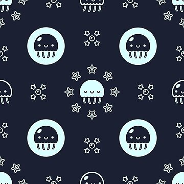Happy Jellyfish Pattern by knitetgantt