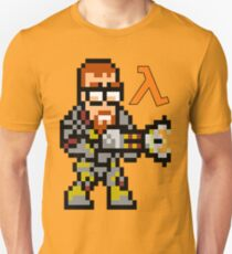 Gordon Freeman: Half Life Unisex T-Shirt