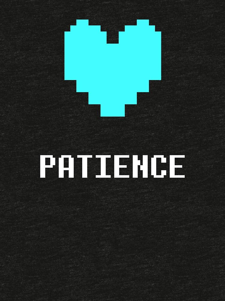Patience (Undertale) by krimzen