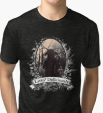 Livin' Deliciously Tri-blend T-Shirt