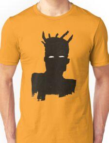 """Basquiat """"Self Portrait"""" Unisex T-Shirt"""