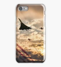 Concorde Arrow pass iPhone Case/Skin