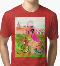 Do You Know Your Way To San José? Tri-blend T-Shirt